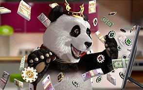 royal panda casino banking