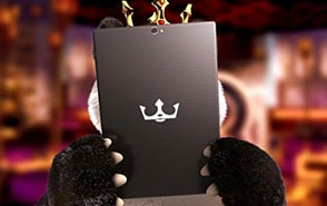 royal panda casino tablet